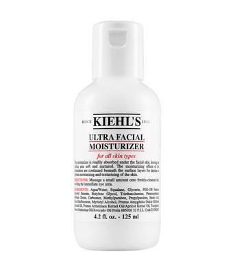 Kiehl's Ultra Facial Moisturizer 125ML 高效乳液