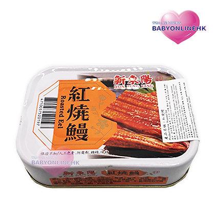 新東陽 - 紅燒鰻100g