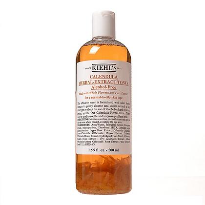 Kiehl's Calendula Herbal-Extract Toner Alcohol-Free 500ML (大) 金盞花水