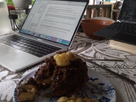 The Chocolate Donut Diaries Begin