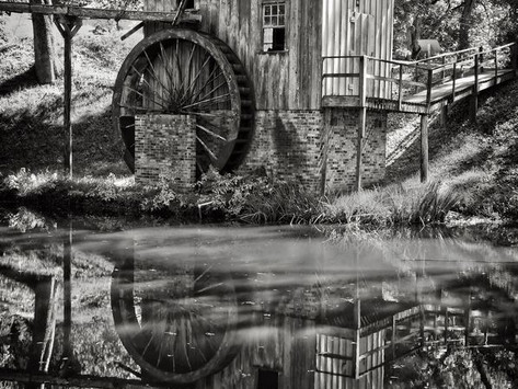 The Abandoned Watermill (Day 8)