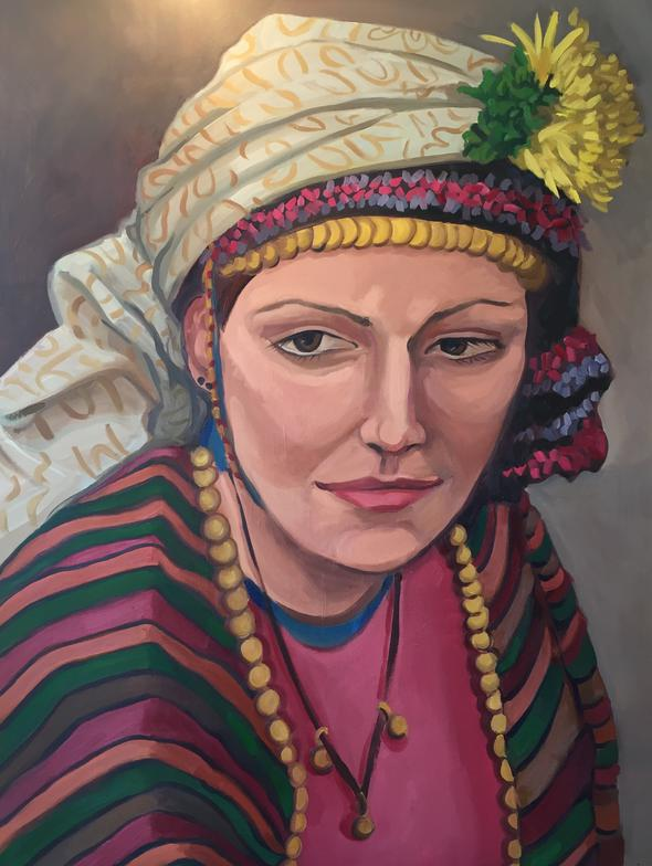 Anatolian Woman