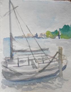 Boats in the Dock, Stanley Key