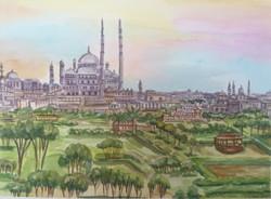 The Citadel, Cairo II