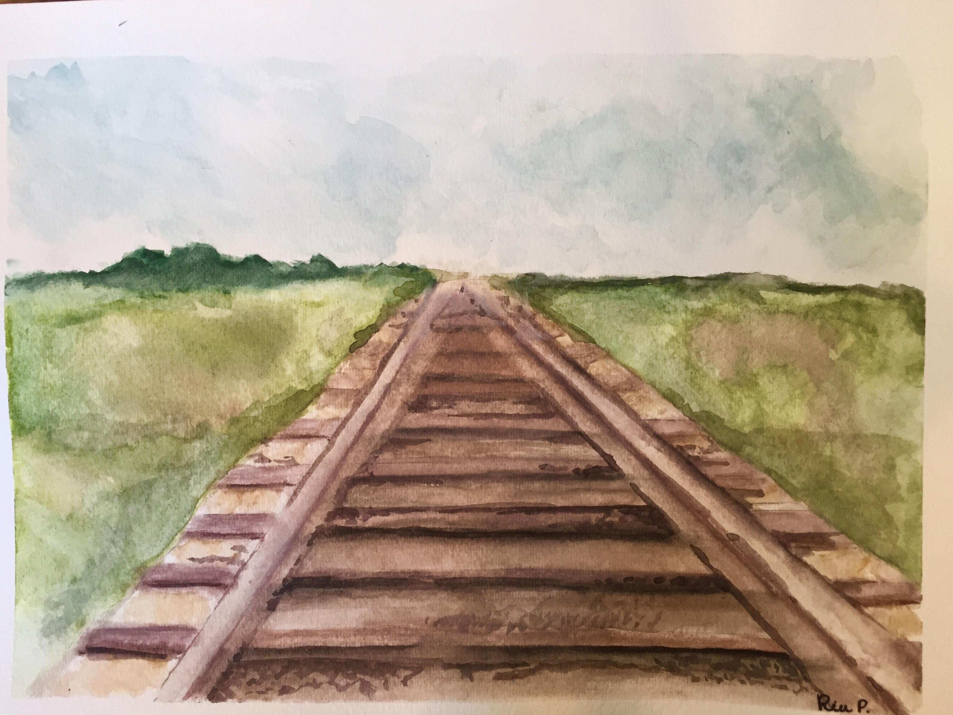 Ria's Train Tracks