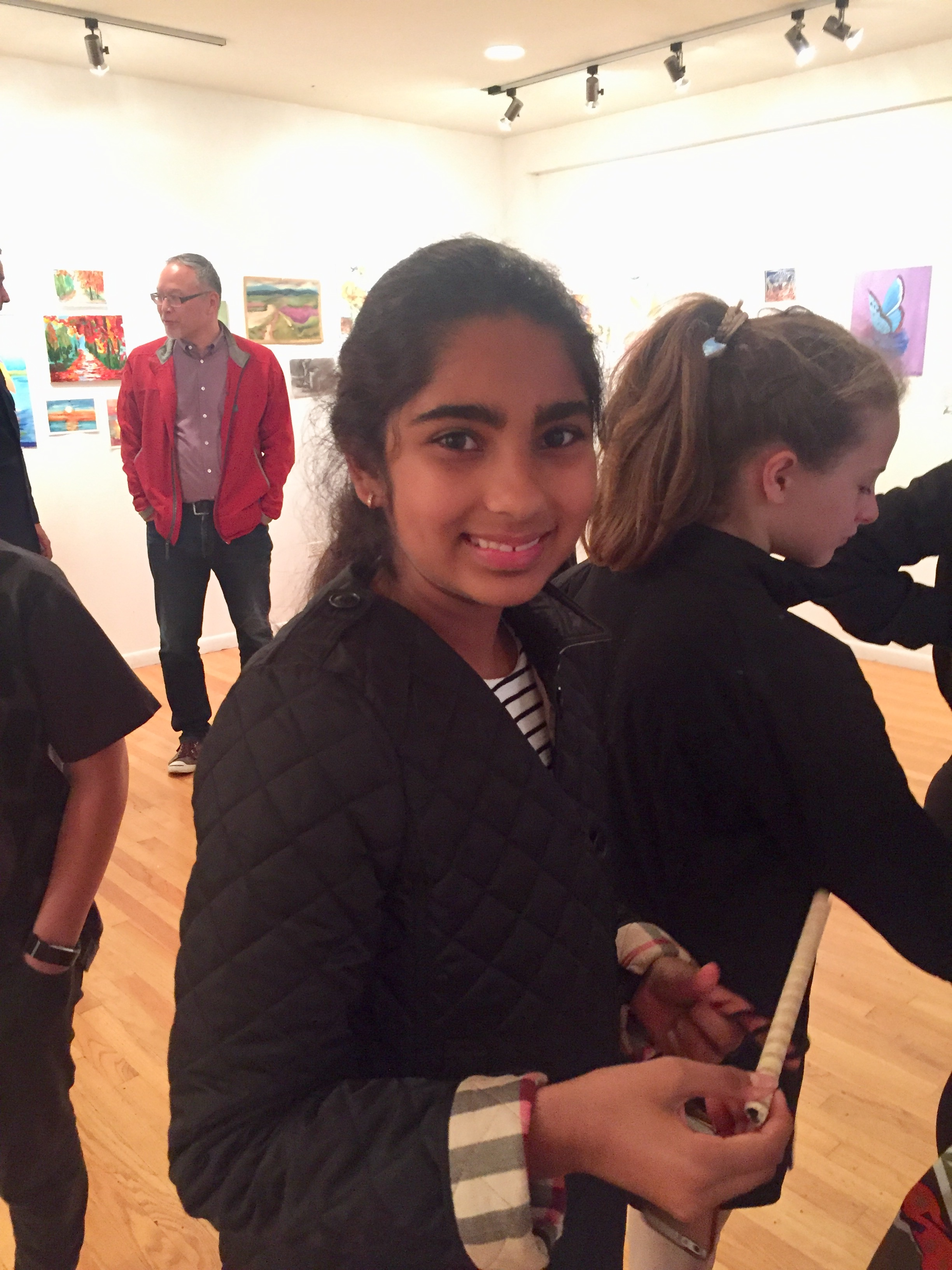 Student Art Exhibition 2018: Anika Mansharamani