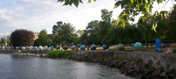 Cool Globes:  Geneva, Switzerland