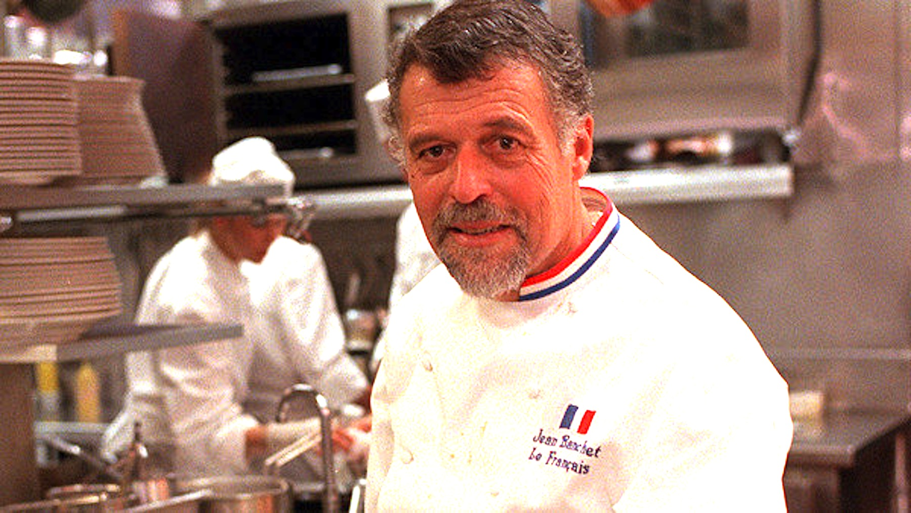Chef Jean Banchet