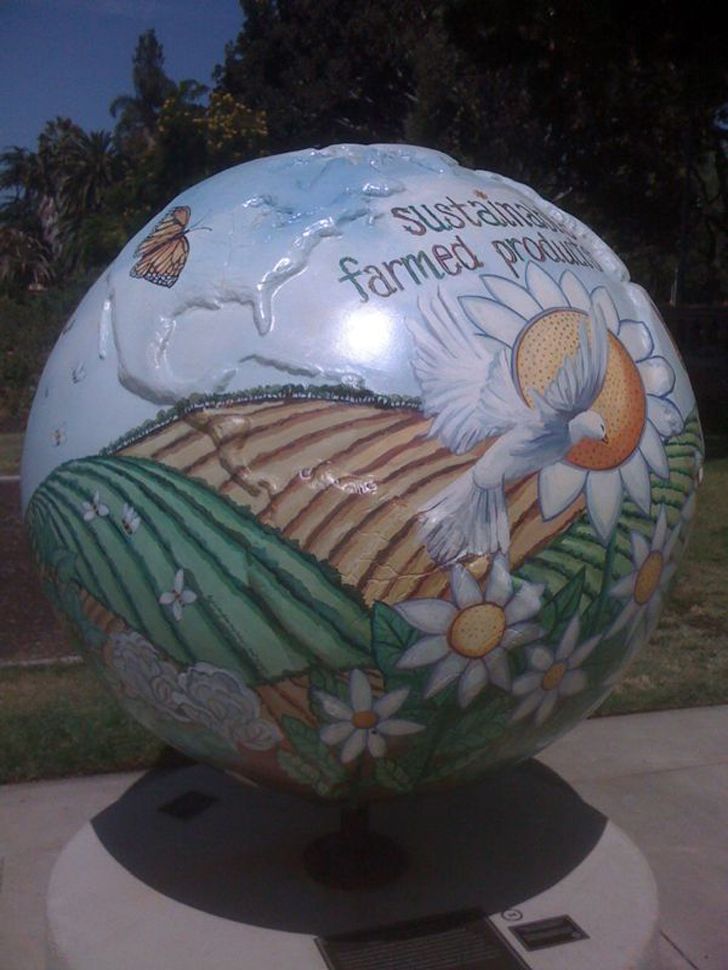 Cool Globes, Chicago, Navy Pier
