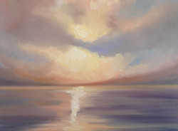 Lake Painting XII