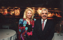 Vicky Tesmer and Bob Djanghuiri
