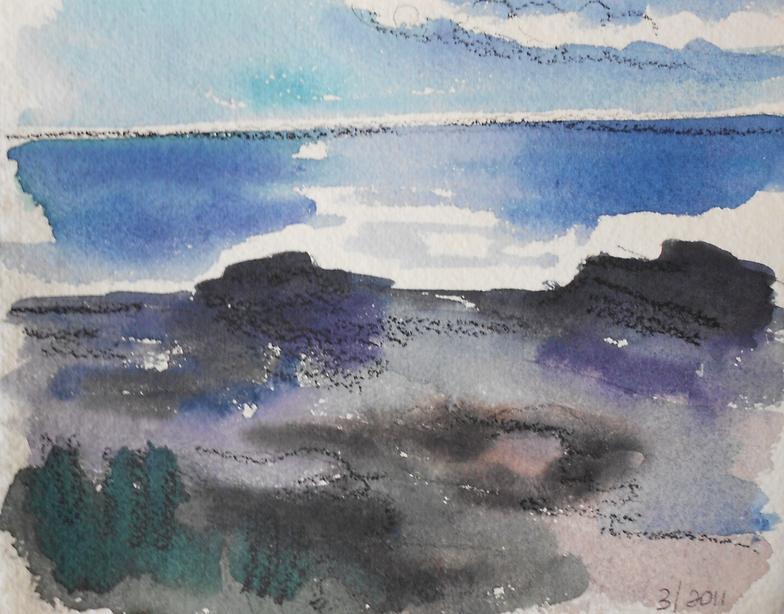 Winter Jenny Lake