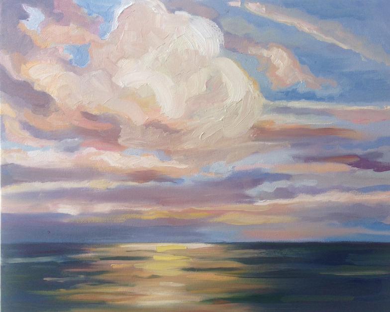 Lake Paintings, X