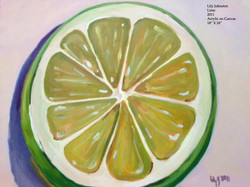 Lily's Lime