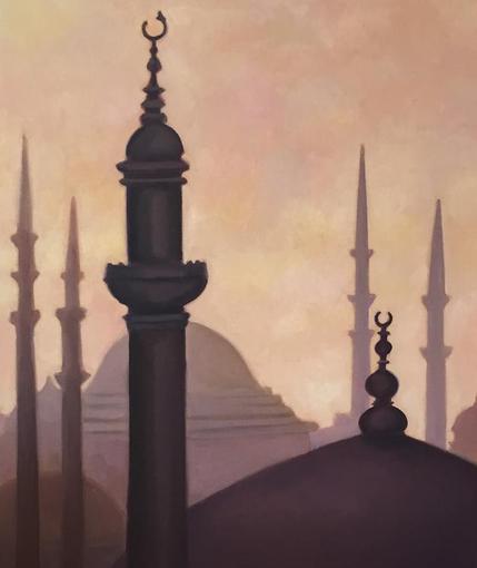 Minarets of Istanbul
