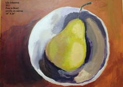 Lily's Pear