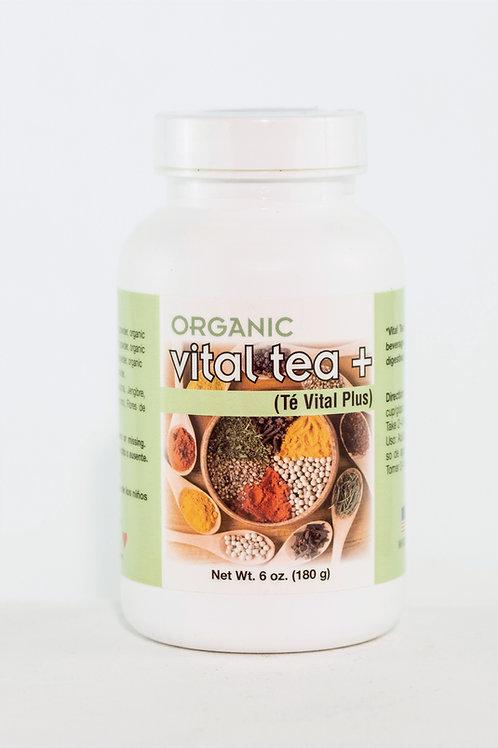 Vital Tea + Organic