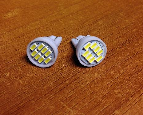 Lâmpada LED T10 Pequena (PAR)