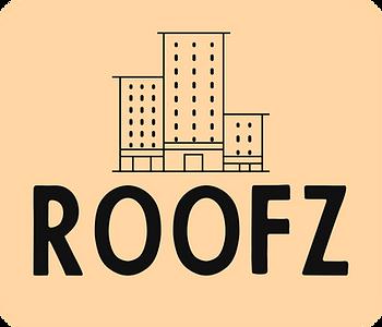 Color logo with background Rond hoeken (