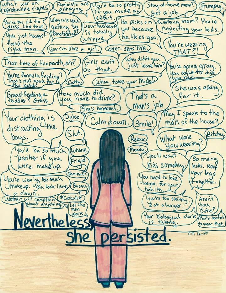 Black Femininity Rising and the Me Too Movement
