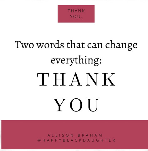 Two Words That Can Change Everything.