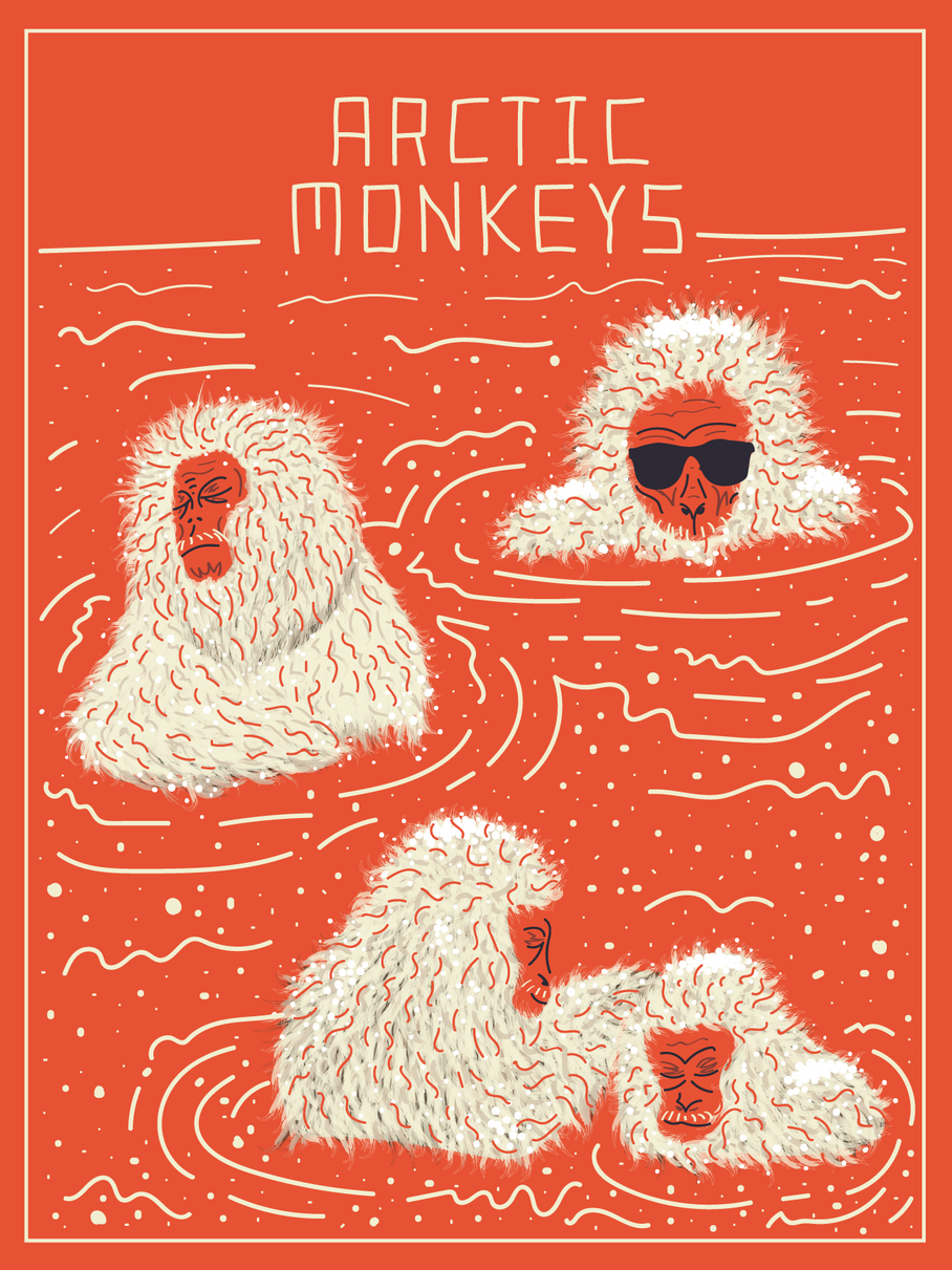 Cold Apes