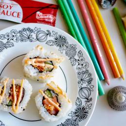 Cali Roll Sushi
