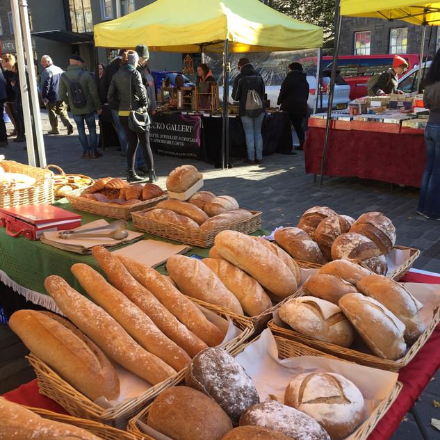 Bread en plein air