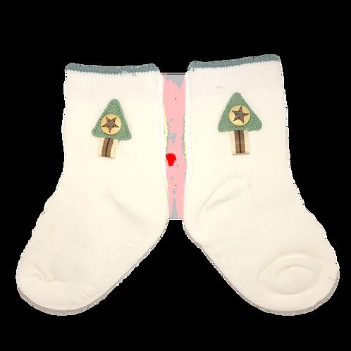 Casper Mid Calf Socks 3-Pack