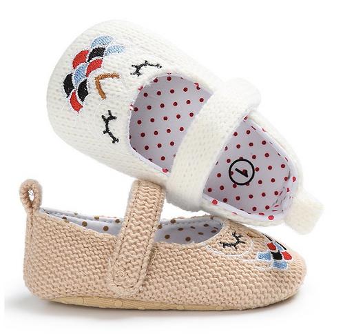 Olivia Knitted Slip On