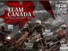 Congratulations Canadian ISDE Team