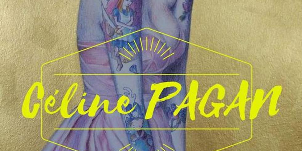 Exposition de Céline Pagan