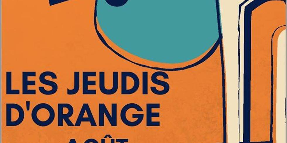 Les jeudis d'Orange !