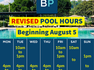 Back to School Hours