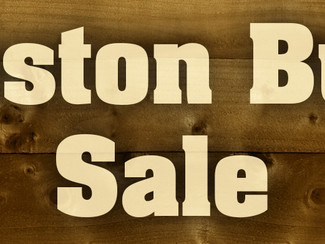 Boston Butts for Sale