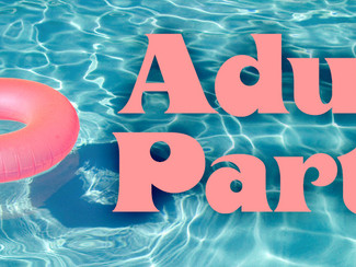 Adults Only! – CANCELLED!!