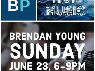 June 23, Live Music! 6-9pm