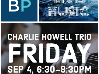 LIVE Music, Friday Night