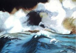 La mer du Nord