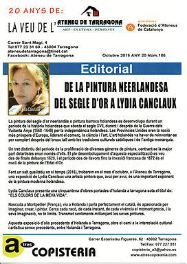 Aankondiging Tarragona Oct 2016.jpg