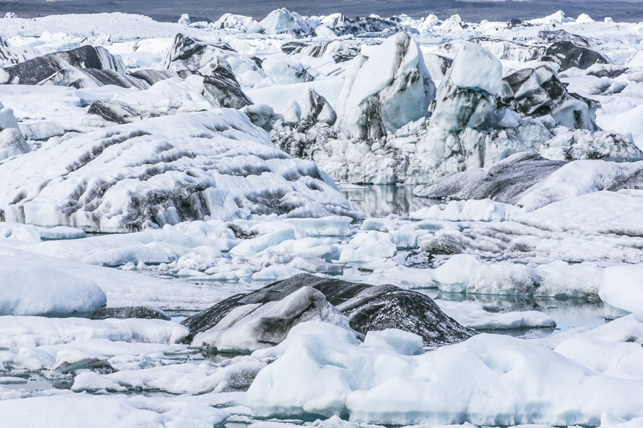 LANDSCAPE-022 ヨゥクルスアゥルロン 氷河湖