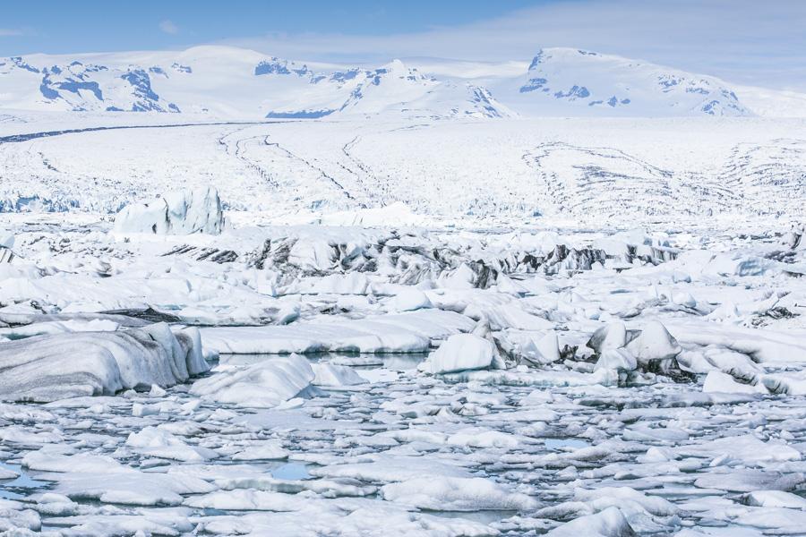 LANDSCAPE-024 ヨゥクルスアゥルロン 氷河湖