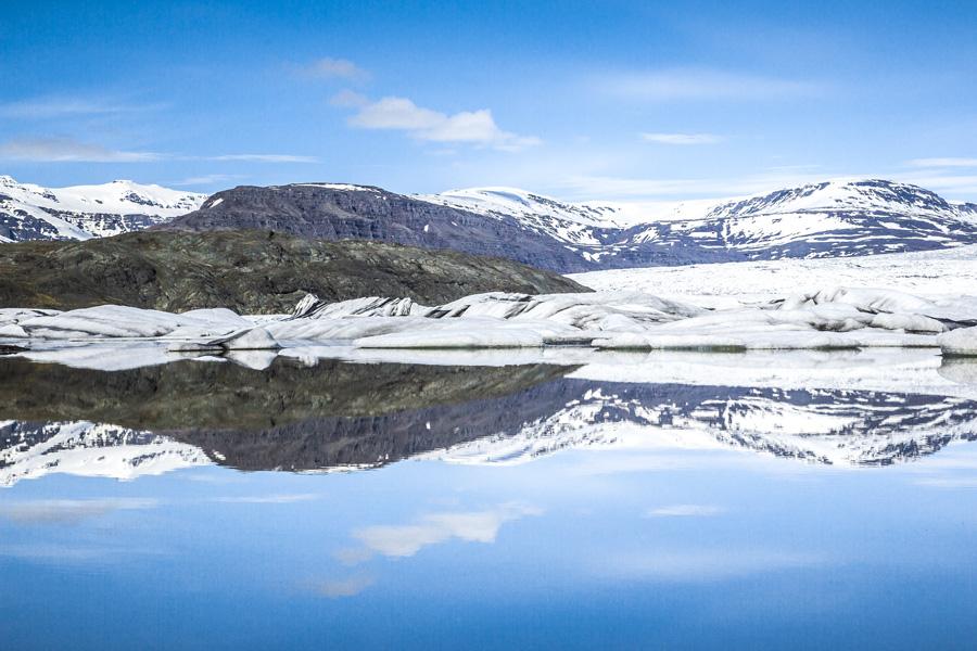 LANDSCAPE-020 南部氷河湖