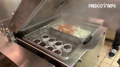 Electrolux Professional Pressure Braising Pan: Chicken and Chorizo Paella