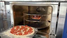 Doyon Trio Ventless Oven: Pepperoni Pizza