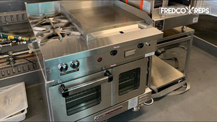 Southbend Low Profile TruVection Oven: Herb and Cheese Focaccia