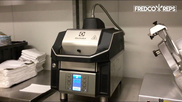 Electrolux Professional SpeeDelight: Compilation