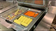 Electrolux Professional Pressure Braising Pan: Braised Brisket with Vegetables