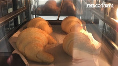Electrolux Professional Air-O-Convect Combi Oven: Croissants