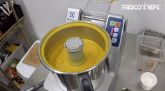 Electrolux Professional Food Processor: Roasted Kabocha Squash Soup